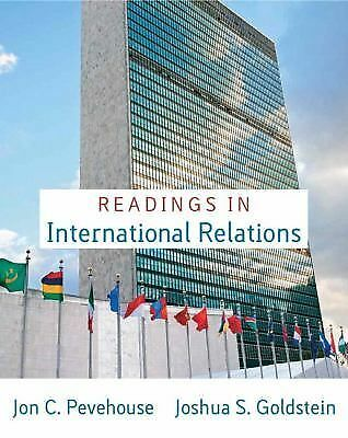 Readings in International Relations for Readings in International Relations by