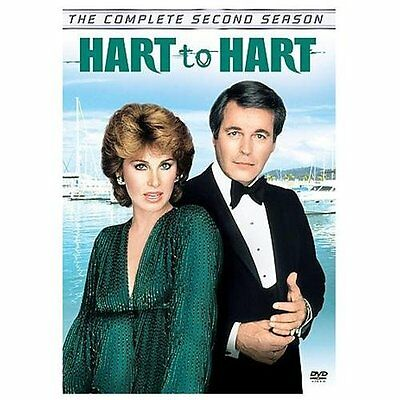HART TO HART COMPLETE SECOND SEASON DVD NEW SEALED OPERATION GRATITUDE