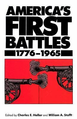 America's First Battles, 1776-1965, , Good Book
