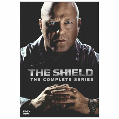 THE SHIELD COMPLETE SERIES DVD  NEW SEALED OPERATION GRATITUDE