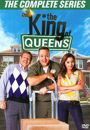 KING OF QUEENS COMPLETE SERIES DVD NEW SEALED OPERATION GRATITUDE
