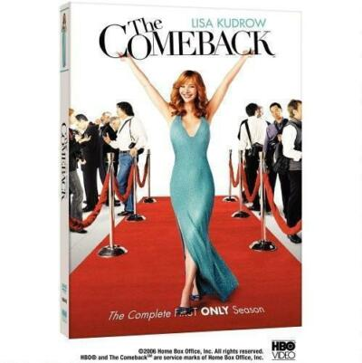 THE COMEBACK:  The Complete Only Season (DVD, 2013)