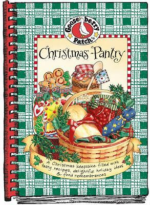 Christmas Pantry, Gooseberry Patch, Good Book