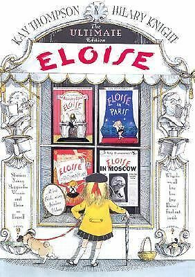 Eloise: The Ultimate Edition, Kay Thompson, Good Book