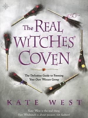 The Real Witches' Coven, West, Kate, Good Book
