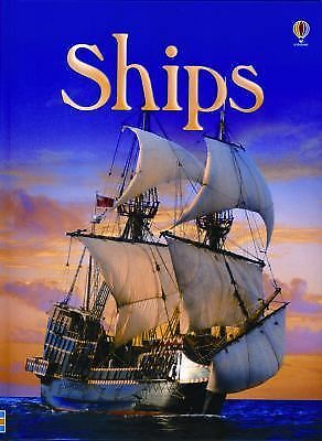 Ships (Usborne Beginners: Level 2), Bone, Emily, Good Book