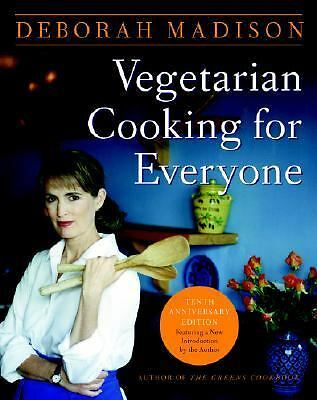 Vegetarian Cooking for Everyone by Madison, Deborah