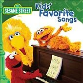 Kids Favorite Songs by Sesame Street