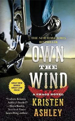 Own the Wind: A Chaos Novel by Ashley, Kristen