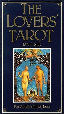 The Lovers' Tarot: For Affairs of the Heart by Lyle, Jane