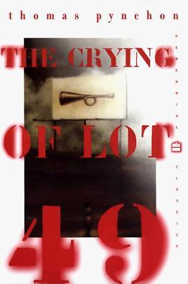 The Crying of Lot 49 (Perennial Classics), Pynchon, Thomas, Good Book