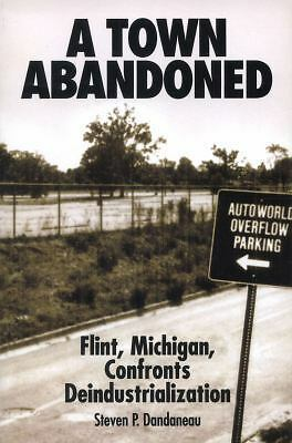 A Town Abandoned: Flint, Michigan, Confronts Deindustrialization (Suny Series in