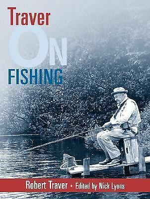 Traver on Fishing, Traver, Robert, Acceptable Book