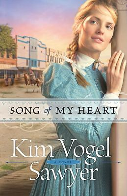 Song of My Heart, Sawyer, Kim Vogel, Very Good Book
