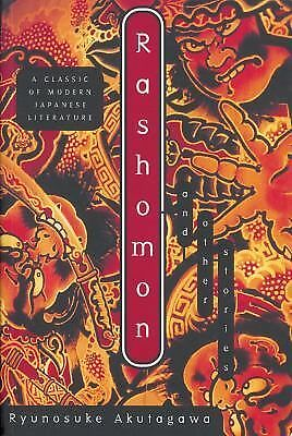 Rashomon and Other Stories, Akutagawa, Ryunosuke, Good Book
