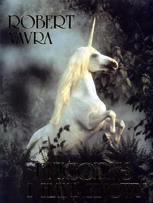 Unicorns I Have Known, Vavra, Robert, Good Book