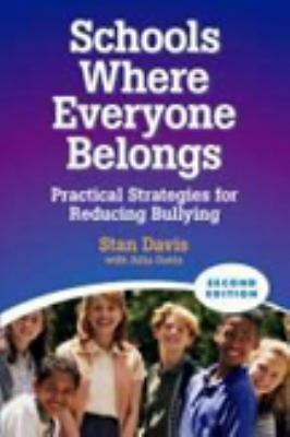 Schools Where Everyone Belongs: Practical Strategies for Reducing Bullying, Stan