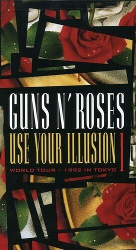 Guns N' Roses - Use Your Illusion I (World Tour 1992 in Tokyo), Good DVD, Cece W