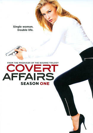 Covert Affairs: Season 1, Good DVD, Anne Dudek, Christopher Gorham, Piper Perabo