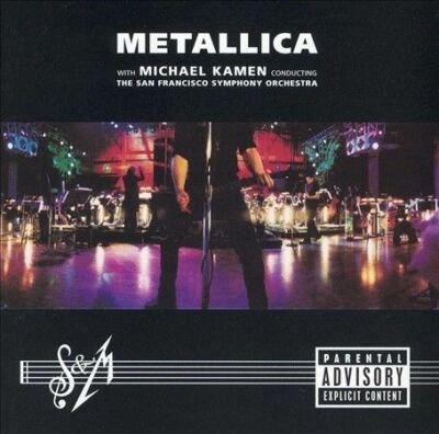 Metallica - S & M with the San Francisco Symphony by