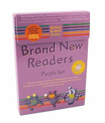 Brand New Readers Purple Set by Various