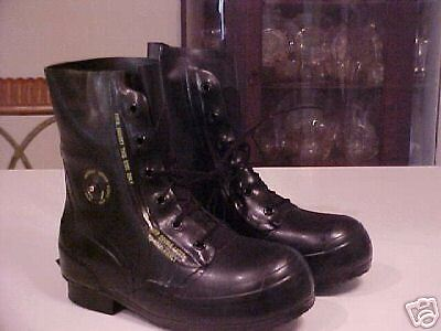 Military Surplus, Bata, Mickey Mouse Boots,  9 Reg, New