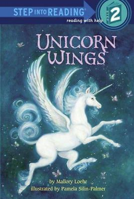 Unicorn Wings (Step into Reading) by Loehr, Mallory
