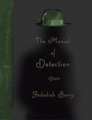 The Manual of Detection, Berry, Jedediah, Good Book