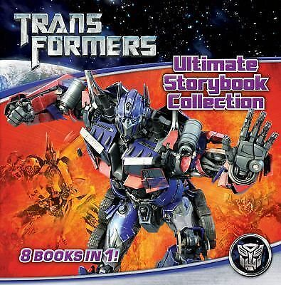 Transformers: Ultimate Storybook Collection, Hasbro, Good Book
