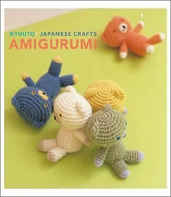 Kyuuto! Japanese Crafts! Amigurumi, Chronicle Books, Good Book