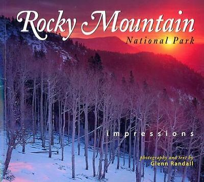 Rocky Mountain National Park Impressions, Glenn Randall, Good Book