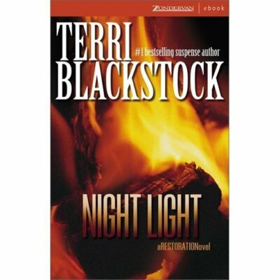 Night Light (A Restoration Novel), Blackstock, Terri, Acceptable Book