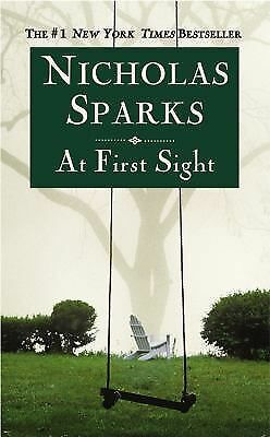 At First Sight, Nicholas Sparks, Good Book