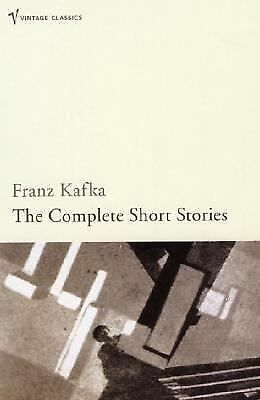 Complete Short Stories by Kafka , Franz