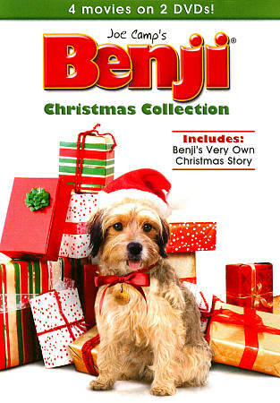 Benji Christmas Collection, Very Good DVD, ,