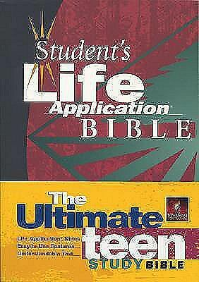 Student's Life Application Bible NLT, , Good Book