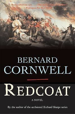 Redcoat, Cornwell, Bernard, Good Book