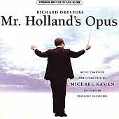 Hollywood™ MR. HOLLAND'S OPUS (Vol. 2) Original Soundtrack Album RARE VINTAGE CD