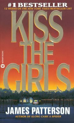 Kiss the Girls (Alex Cross), James Patterson, Acceptable Book