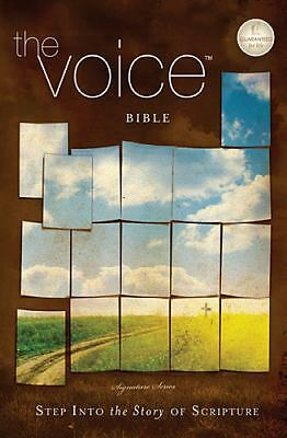The Voice Bible, Personal Size: Step Into the Story of Scripture, Ecclesia Bible