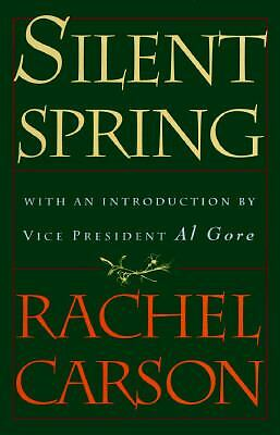 Silent Spring, Rachel and Albert Gore Jr. Carson, Good Book