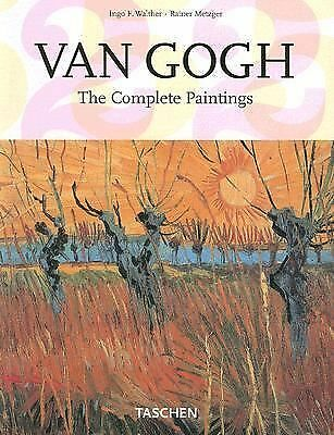 Van Gogh: The Complete Paintings, Metzger, Rainer, Walther, Ingo F, Good Book