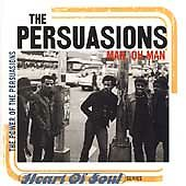 Man Oh Man: Power of Persuasions by Persuasions