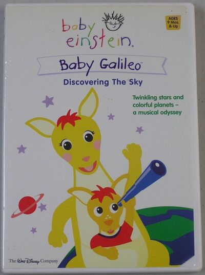 Baby Einstein - Baby Galileo - Discovering the Sky by Baby Einstein