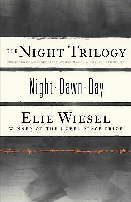 The Night Trilogy: Night, Dawn, Day, Wiesel, Elie, Good Book