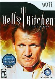 Hell's Kitchen: The Game  (Nintendo Wii, 2008)