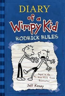 Rodrick Rules (Diary of a Wimpy Kid, Book 2) by Kinney, Jeff