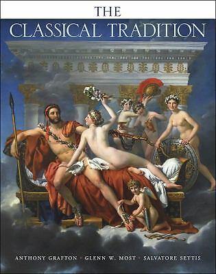 The Classical Tradition (Harvard University Press Reference Library), , Good Boo