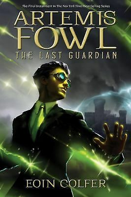 Artemis Fowl The Last Guardian, Colfer, Eoin, Good Book
