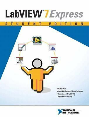 LabVIEW 7 Express Student Edition by National Instruments, Inc., Inc., Bishop,